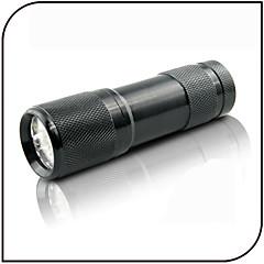 Latarki LED Latarki z ultrafioletem LED 100 Lumenów 1 Tryb - AAA Światło ultrafioletowe Fałszywy Detector Do użytku codziennego