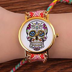 dammode handvävda armband titta Geneva klocka varumärken