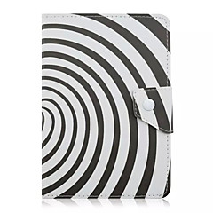 Fashion Pattern 7 Inch Tablet Case Universal Leather Stand Case Cover For 7 Inch Tablet PC Magnetic Flip Cover