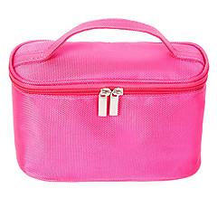 Kosmetiktasche Organisation für das Packen Kosmetik Tasche Wasserdicht Kulturtasche für Herrn Damen Wasserdicht KulturtaschePurpur Rot