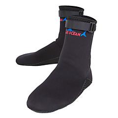 Water Shoes/Water Booties & Socks Diving / Snorkeling Neoprene Yellow / Black