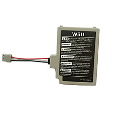 1500 mAh Battery Pack Replacement for Nintendo Wii U Gamepad
