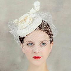 vrouwen kant bloem sluier voorhoofd haar tovenaar hoed sieraden voor bruiloft