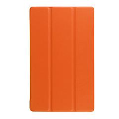feu hd8 2015 luxe 360 rotation cuir PU support de couverture de cas pour Amazon Kindle Fire 8 cas