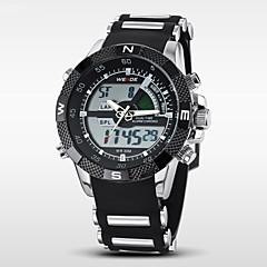 WEIDE® Luxury Brand Military LCD Luminous Analog Digital Date Week Alarm Display Sport Watch Cool Watch Unique Watch Fashion Watch