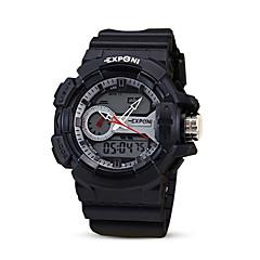 Men's Watch  /Calendar/ Alarm  /Noctilucent/ Analog-Digital Wrist watch