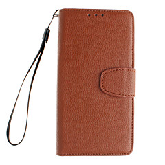 The Embossed Leather Wallet Left Open for HTC M8/M8Mini/M7