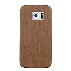 Varten Samsung Galaxy S7 Edge Kuvio Etui Takakuori Etui Puukuvio TPU varten Samsung S7 edge S7 S6 edge S6