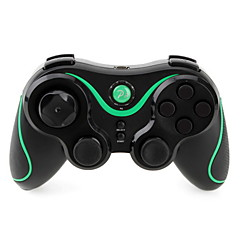 Wireless Dual Shock Controller for PS3 (Green)