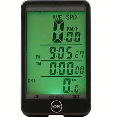 Ποδήλατο Βουνού / Ποδήλατο Δρόμου / BMX / Ποδήλατο με σταθερό γρανάζι / Ποδηλασία Αναψυχής Υπολογιστής ποδηλάτουΟδόμετρο / backlight /