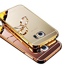 Για Samsung Galaxy Θήκη Επιμεταλλωμένη tok Πίσω Κάλυμμα tok Μονόχρωμη Μεταλλικό SamsungOn 7 / On 5 / J7 / J5 / Grand Prime / Grand Neo /