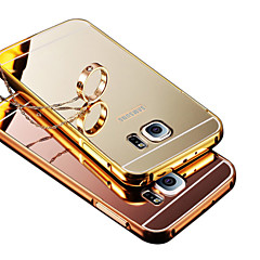 Na Samsung Galaxy Etui Galwanizowane Kılıf Etui na tył Kılıf Jeden kolor Metal SamsungOn 7 / On 5 / J7 / J5 / Grand Prime / Grand Neo /