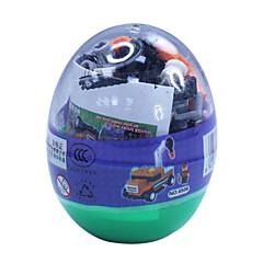 dr boom bil 6505, le byggeklosser trafikk blokker vridd egg pedagogiske leker sammen 69 stk