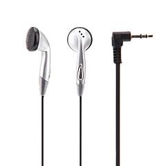 Na ucho słuchawka dla iPod/iPad/iPhone/MP3 (czarny)