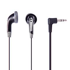 3.5mm stereo in-ear oordopjes oortelefoon hoofdtelefoon JX-268 voor ipod / ipad / iphone / mp3