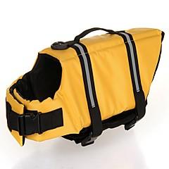 Psy Kamizelka ratunkowa Pomarańczowy Żółty Zielony Niebieski Brązowy Różowy Jasnozielony Ciemnoróżowy Kolor kamuflujący Odsłonięte Cyjan