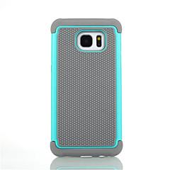 cassa del telefono della copertura protettiva TPU + PC di Samsung / galaxy s serie di calcio ftripes per cellulare