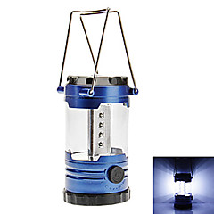 랜턴 & 텐트 조명 LED 2 모드 200 루멘 응급 LED AA 캠핑/등산/동굴탐험 / 일상용 / 일-기타,블루 플라스틱 / ABS