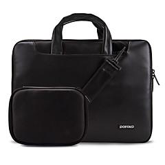 pofoko® 11,6 / 13,3 / 15,4 pouces pochette pour ordinateur portable imperméable noir / gris