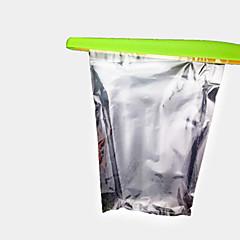 petite main des sacs en plastique de forme collier d'étanchéité (4 pièces)