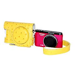 SLR BagForCasio Yellow