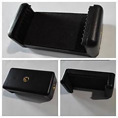 trepied din aliaj de aluminiu cu 1/4 '' cu șurub + clemă iPad + clemă de telefon pentru camera foto sau telefon și webcam-PC-ul