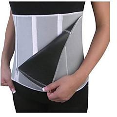 ajustable hombres adelgaza la correa de cintura de la cremallera de la cintura de corte slim