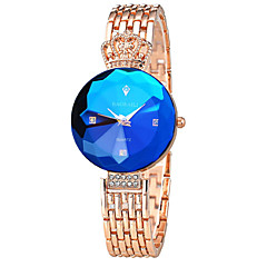 Dames Dress horloge Modieus horloge Kwarts Vrijetijdshorloge Legering Band Vintage Zilver Goud roze Zilver Wijn Gouden