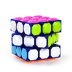 Yongjun® Cube de Vitesse  3*3*3 Diamant Cubes magiques Bleu ABS
