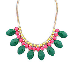 Hualuo® Acrylic Necklace Collar Necklaces Daily / Casual 1pc