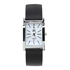 Urban Men's Gold Shell Classic Style Adult Rectangular Quartz Watch