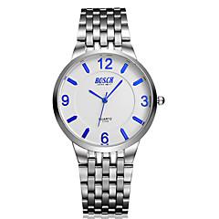 relógio de quartzo ultra fino bprecision usiness