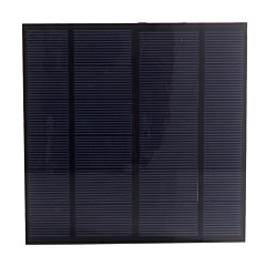 3W 6V PET Laminated Monocrystalline Silicon Solar Panel Solar Cell for DIY (SW3006)