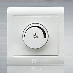 pólus pu 86 típusú rejtett panel lámpa dimmer kapcsoló dimmer fali kapcsoló