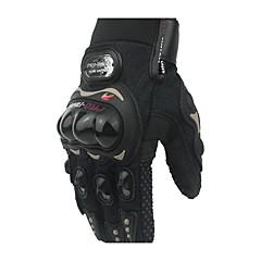 Full Finger Nylon Motocykle Rękawiczki