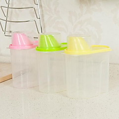 Antibacterial and Easy Dumping Sealed Cans with Lid for Grains Storage  (Small Size)