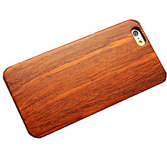 För iPhone 6-fodral iPhone 6 Plus-fodral Annat fodral Skal fodral Trämönstrat Hårt Trä för iPhone 6s Plus/6 Plus iPhone 6s/6