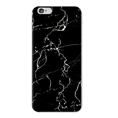 Granite Scrub Black Marble Phone Case Soft TPU Funda Case for iphone 5 5s SE 6 6s 6Plus Case