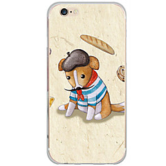Pattern Cartoon Puppy Toys PC Hard Case Back Cover For Apple iPhone 6s Plus/6 Plus/iPhone 6s/6/iPhone SE/5s/5