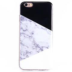 Achterkant Other Marmer TPU Zacht Geval voor Apple iPhone 6s Plus/6 Plus / iPhone 6s/6 / iPhone SE/5s/5