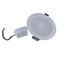 85V-265V 400-550Lm 5W Body Sensor LED Ceiling Light