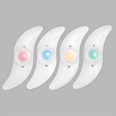 колесные огни LED / Лампа дневного света Cree Велоспорт 300 Люмен Батарея Велосипедный спорт