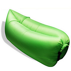 Nadmuchany Mat / Pad Camping / Spanie Pad / Pad Picnic / Materace dmuchane-Nylon-Moistureproof / Wodoodporny(Żółty / Zielony / Czerwony /