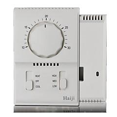 mekaaninen Keski-ilmastointi termostaatti (lämpötila-alue 5 ~ 30 ° C, ac-220v)