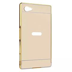 Takakuori Pinnoitus / Peili Yhtenäinen väri Akryyli Kova Tapauksessa kattaa SonySony Xperia Z5 / Sony Xperia C3 / Sony Xperia Z4 / Sony