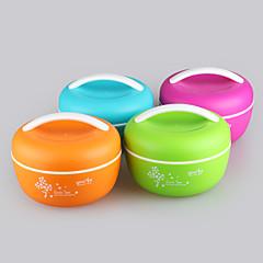 yeeyoo merkevare BPA i mikrobølgeovn stilig Barne matbokser med avdelinger