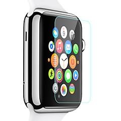 high definition härdat glas skärmskydd för Apple Watch 38mm