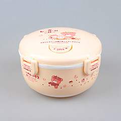 YOOYEE Brand food Grade Plastic Food Containers with Lid China Manufacture