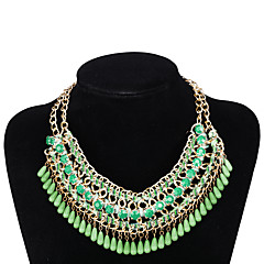 Xu® Women's National Exaggerated Personality Elegant Necklace