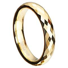 Ringer Mote Bryllup / Party Smykker Legering / Zirkonium Dame Statement Ringe 1 stk,6 / 7 / 8 / 9 / 10 Sølv
